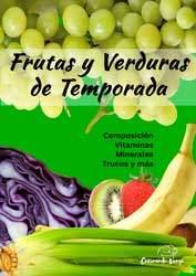 eBook: Frutas y verduras de temporada